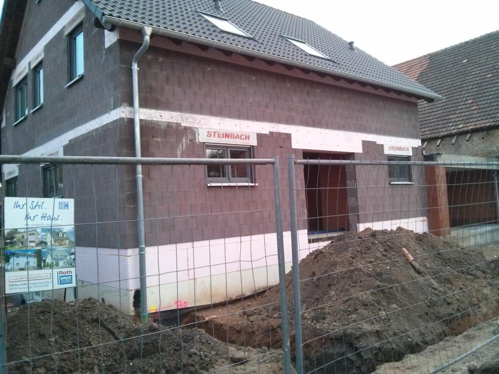 Roth Bau GmbH aus Germersheim - wir teilen unsere Erfahrungen.