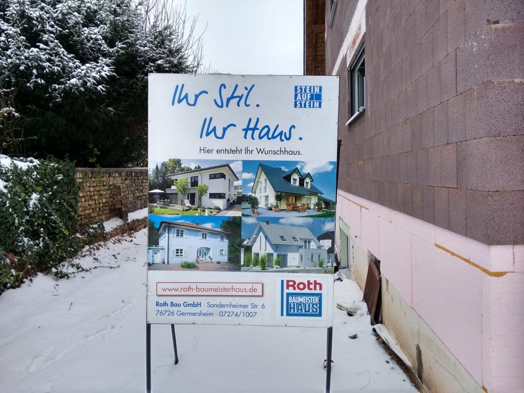 Bauen mit Roth Baumeister Haus aus Germersheim