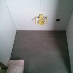 Fugenbild im WC Bereich